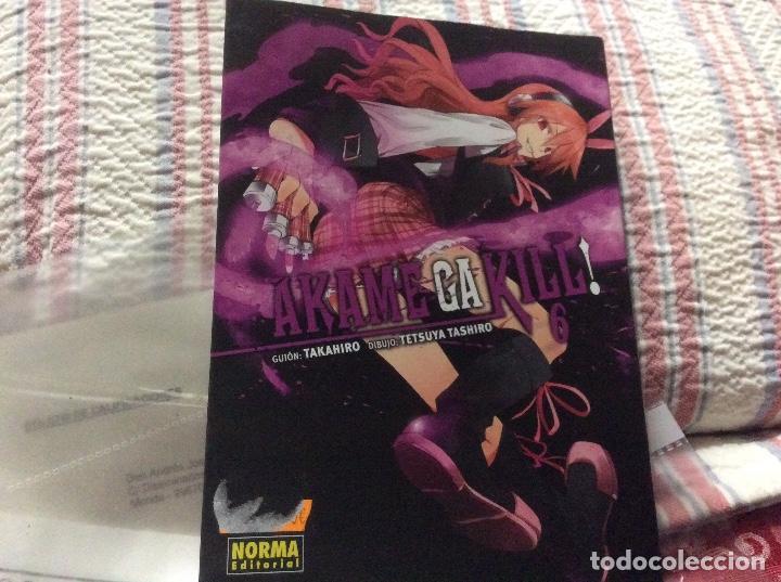 AKAME GA KILL 6 (Tebeos y Comics - Manga)