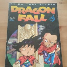 Cómics: COMIC PARODIA DRAGON BALL , DRAGON FALL NEKO EDITORIAL HELIOPOLIS NUMERO 5. Lote 219211375