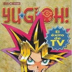 Cómics: REVISTA YU-GI-OH! Nº17, KAZUKI TAKAHASHI, EDITADA PLANETA DEAGOSTINI EN 2003. DIFICIL DE ENCONTRAR. Lote 219882897