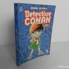 Cómics: DETECTIVE CONAN VOL. 1 (Nº 5) GOSHO AOYAMA - PLANETA DEAGOSTINI-2004. Lote 289777488