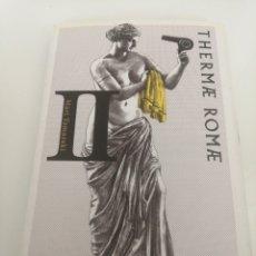Cómics: THERMAE ROMAE II DE MARI YAMAZAKI. Lote 221553180