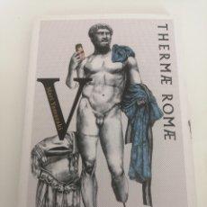 Cómics: CÓMICS. MANGA. THERMAE ROMAE 6 - MARI YAMAZAKI. Lote 221553311