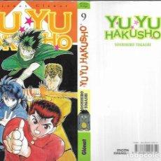 Comics : YUYU HAKUSHO - TOMO Nº 9 ( ED. ESPAÑOLA ). Lote 221556665