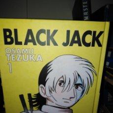 Cómics: JACK BLACK 1 A 7, 7 TOMOS PLANETA. Lote 221604797