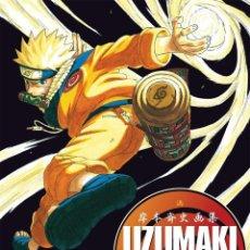 Cómics: NARUTO UZUMAKI ARTBOOK (JAP) - SEMINUEVO. Lote 221604930