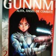 Cómics: GUNNM ALITA ANGEL DE COMBATE 2. Lote 221781032