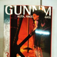 Cómics: GUNNM ALITA ANGEL DE COMBATE 3. Lote 221781067