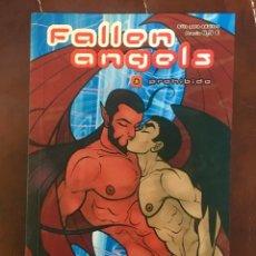Comics: FALLEN ANGELS # 3 (2006) - CÓMIC GAY - DAVID CANTERO & JAVI CUHO - DESCATALOGADO. Lote 221911707