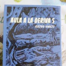 Comics : AULA A LA DERIVA NÚMERO 5. Lote 242397400