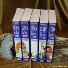 Cómics: LUPIN THE IIIRD, EDICIONES MANGALINE, 5 TOMOS, 2006, MUY BUEN ESTADO. Lote 222162223