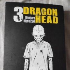 Cómics: LIBRO COMIC MANGA DRAGONHEAD TOMO 3. Lote 222163655