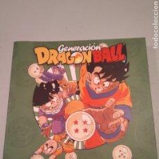 Cómics: GENERACION DRAGON BALL. Lote 222167831