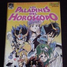 Cómics: KAME PRESENTA LOS PALADINES DEL HOROSCOPO-NUMERO UNICO 1997. Lote 222178916