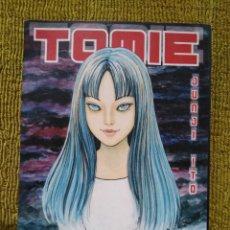 Cómics: TOMIE 1 - JUNJI ITO (LA CUPULA). Lote 222185758
