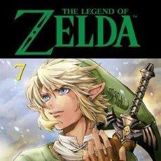 Cómics: THE LEGEND OF ZELDA : TWILIGHT PRINCESS 7 - NORMA / MANGA. Lote 222193330