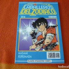 Cómics: LOS CABALLEROS DEL ZODIACO Nº 2 ( KURUMADA ) SAINT SEIYA MANGA PLANETA AZUL. Lote 222673171