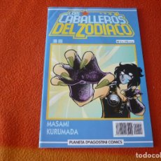 Cómics: LOS CABALLEROS DEL ZODIACO Nº 3 ( KURUMADA ) SAINT SEIYA MANGA PLANETA AZUL. Lote 222673208