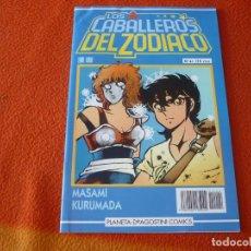 Cómics: LOS CABALLEROS DEL ZODIACO Nº 4 ( KURUMADA ) SAINT SEIYA MANGA PLANETA AZUL. Lote 222673235