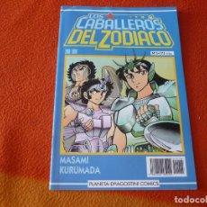 Cómics: LOS CABALLEROS DEL ZODIACO Nº 5 ( KURUMADA ) SAINT SEIYA MANGA PLANETA AZUL. Lote 222673255