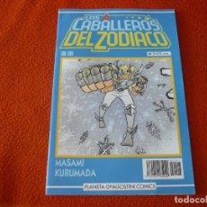 Cómics: LOS CABALLEROS DEL ZODIACO Nº 7 ( KURUMADA ) SAINT SEIYA MANGA PLANETA AZUL. Lote 222673322