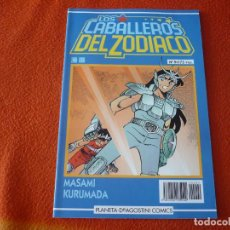 Cómics: LOS CABALLEROS DEL ZODIACO Nº 9 ( KURUMADA ) SAINT SEIYA MANGA PLANETA AZUL. Lote 222673361