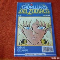 Cómics: LOS CABALLEROS DEL ZODIACO Nº 53 ( KURUMADA ) SAINT SEIYA MANGA PLANETA AZUL. Lote 222673581