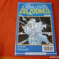 Cómics: LOS CABALLEROS DEL ZODIACO Nº 55 ( KURUMADA ) SAINT SEIYA MANGA PLANETA AZUL. Lote 222673747