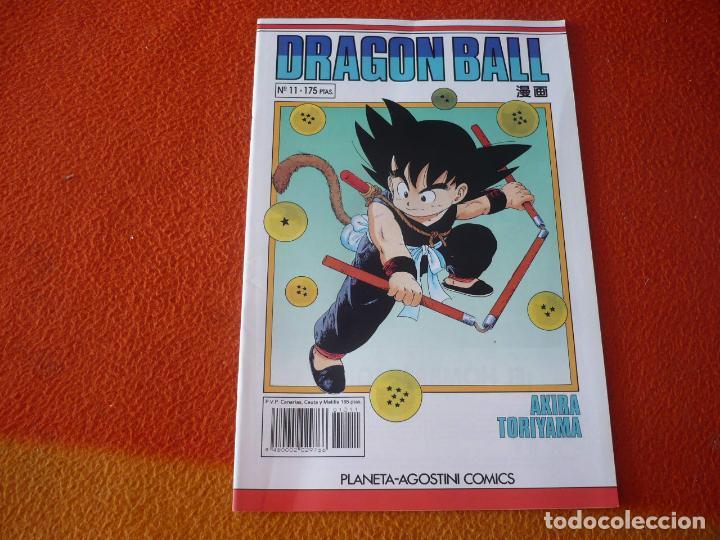 DRAGON BALL Nº 11 SERIE BLANCA ( TORIYAMA ) MANGA PLANETA DRAGONBALL (Tebeos y Comics - Manga)