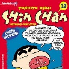 Cómics: SHIN CHAN Nº 13 - PLANETA - MUY BUEN ESTADO. Lote 222854382