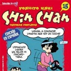 Cómics: SHIN CHAN Nº 15 - PLANETA - MUY BUEN ESTADO. Lote 222854411