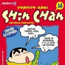 Cómics: SHIN CHAN Nº 16 - PLANETA - MUY BUEN ESTADO. Lote 222854448