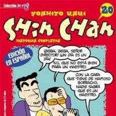 Cómics: SHIN CHAN Nº 20 - PLANETA - MUY BUEN ESTADO. Lote 222854500