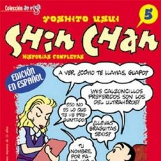 Cómics: SHIN CHAN Nº 5 - PLANETA - MUY BUEN ESTADO. Lote 222854525