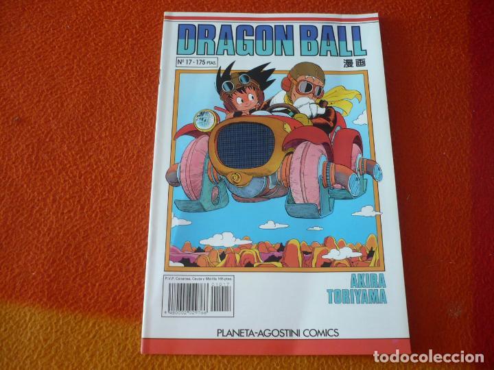 DRAGON BALL Nº 17 SERIE BLANCA ( TORIYAMA ) MANGA PLANETA DRAGONBALL (Tebeos y Comics - Manga)
