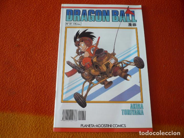 DRAGON BALL Nº 19 SERIE BLANCA ( TORIYAMA ) MANGA PLANETA DRAGONBALL (Tebeos y Comics - Manga)