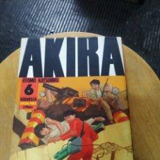 Cómics: AKIRA N° 6 (KODANSHA) (JAPONÉS). Lote 224055561