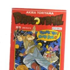 Cómics: DRAGON BALL N,211 SERIE ROJA. Lote 228440540