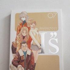 Comics: IS (I''S) MASAKAZU KATSURA/STUDIO K2R Nº 7 (DE 12, MANGA, ED. PLANETA). Lote 228567185
