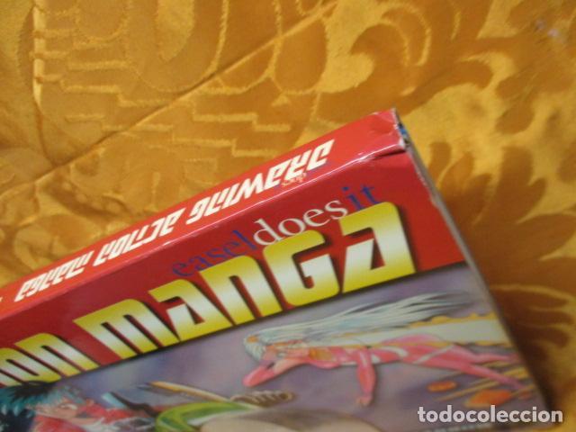 Cómics: DRAWING ACTION MANGA- KEITH SPARROW - EN INGLES - Foto 4 - 229289930