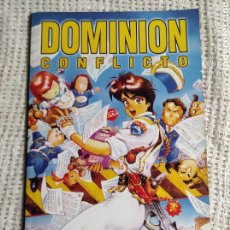 Comics: DOMINION CONFLICTO Nº 1 MASAMUNE SHIROW - COMIC MANGA. Lote 229724350