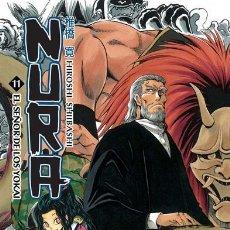 Fumetti: NURA, EL SEÑOR DE LOS YOKAI - TOMO 11 - HIROSHI SHIIBASHI. Lote 229934580