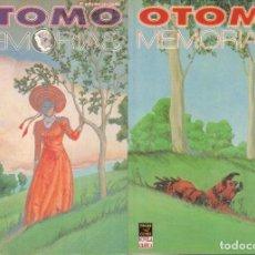 Comics : MEMORIAS - COLECCIÓN COMPLETA - KATSUHIRO OTOMO. Lote 229938005