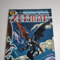Fumetti: ZETMAN Nº 1 / HISTORIAS CORTAS DE MASAKAZU KATSURA / PLANETA. Lote 230437360