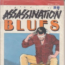 "Cómics: CÓMIC MANGA "" ASSASSINATION BLUES ""Nº 8 - ED. PLANETA ( CUADERNILLO PRESTIGIO LOMO.). Lote 231225570"