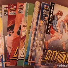 Cómics: CITY HUNTER Nº 9,13,15 AL 29. Lote 232302885