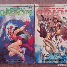 Cómics: ORION Nº 1 Y 2. Lote 232306205
