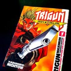 Cómics: DE KIOSCO TRIGUN 1 MAXIMUM YASUHIRO NIGHTOW. Lote 232434895