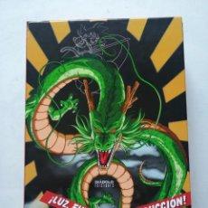Cómics: ¡ LUZ,FUEGO,DESTRUCCIÓN ! 1-2 COMPLETA EN SU CAJA LA GRAN AVENTURA DE DRAGON BALL.DIÁVOLO EDICIONES.. Lote 235603540