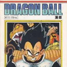 Cómics: DRAGON BALL (SERIE BLANCA) Nº 111 (DE 153), AKIRA TORIYAMA. EDITADO POR PLANETA AGOSTINI 1992. Lote 235622245