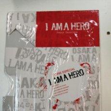 Comics: I AM A HERO / CAJA CONTENEDOR MANGA NORMA. Lote 235636870